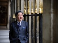 Jun at the Palais Royal, Paris