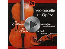 Violoncelle et Opéra