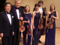 Charity Concert in Shiogama, Japan