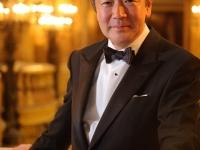 Jun at the Garnier Opera House, Paris